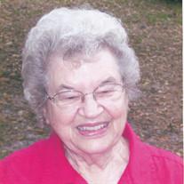 Mrs. Patsy Ruth Ball