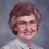 Mary Anne Hancock Hales