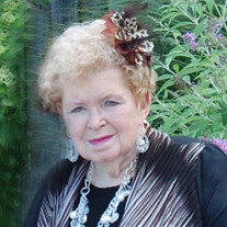 Alma Lawrine (Davis) Cohron