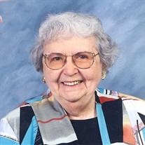 Dorothy Lorraine McGee