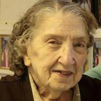 Mary Meadows Scott