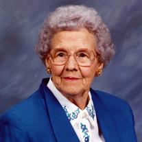 Freda Maye Beckett
