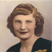 Betty Jane Jordan