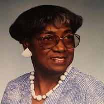 Margie R. Edwards