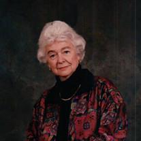 "Mrs. Dorothy Ann ""Dot"" Petty"