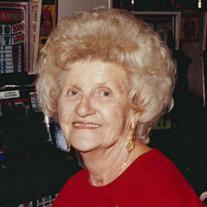 Betsie (Svacil) Papp