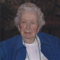 Mrs. Mae Breeden Proctor