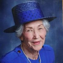 Zora Willeford Hutchison