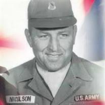 Walter Emory Nicolson