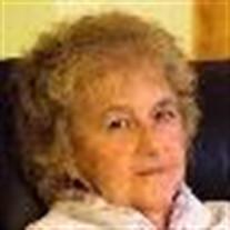 Gloria Jean Ward