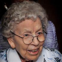 Edith W  Clanton