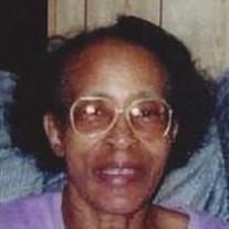 Mrs. Rosie Hill King
