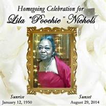 Mrs. Lila Mae Nichols