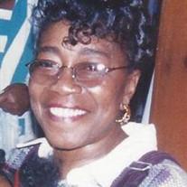 Mrs. Mattie Lee Simpson