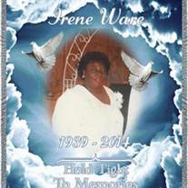 Ms. Irene Ware