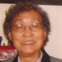 Sui Zhen (Huang) Wu