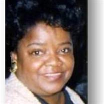 Elder Lee Vania Mayo Williams