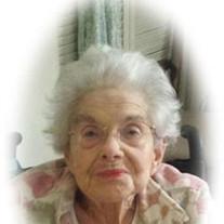 Edna Frances Harmon Lankford