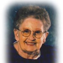 Edith Floyd Leffew
