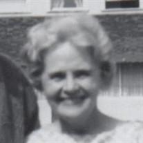 Cora Marie Wells