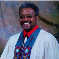 Reverend Gregory Thomas