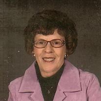 """Amelia Elizabeth """"Dolly"""" Butler"""