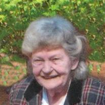 Mrs. Alma  Cromer Cooper