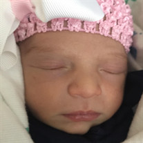 Infant Aubrey Kalikopua'alaokalani Rose Witherspoon