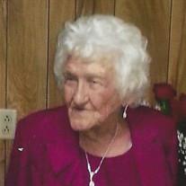 Mrs. Jennie Bradley Asher