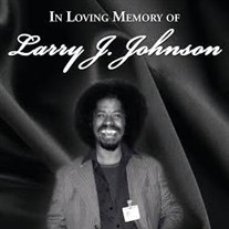 Larry J.  Johnson