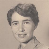 Judith Ann Thomas Nichols