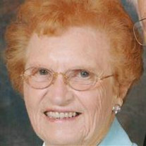 Betty Mae Atkinson