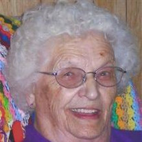 Bertha Marie Copus