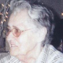 Eva Geraldine Brown