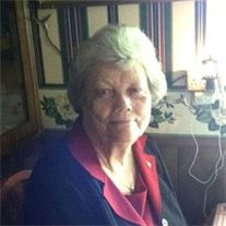 Frances Maureen Phelps Norman Bratcher