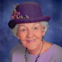 Margaret Shoulders