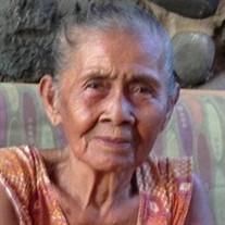 Trifona Ramos Bumanglag
