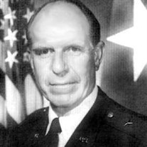Brigadier General USAF Robert C. Beyer
