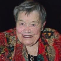 Jane Faurot Hazell