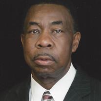 Rev. James  Clement