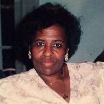 Janette Marjorie Gillespie