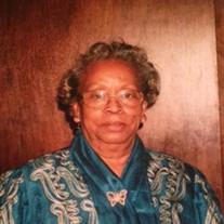 Mrs. Josephine P. Virgil