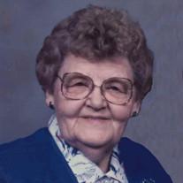 Myrtis Evangeline Clauson