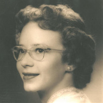 Emma Louise Damron Webb