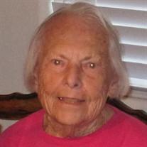 Florence Marie Chrissinger