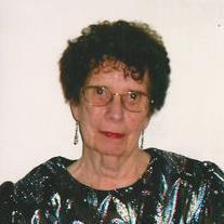 Mrs, La Dora Mc Peters