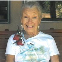 Bertha Ann Skinner (Birdie) Gallegos
