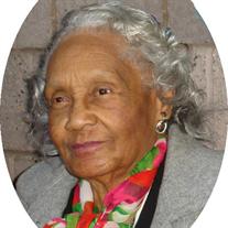 Mrs. Ella Sophia Gantt Miles