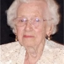 Hazel M Barr