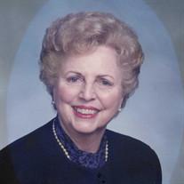 Frances W Crowder